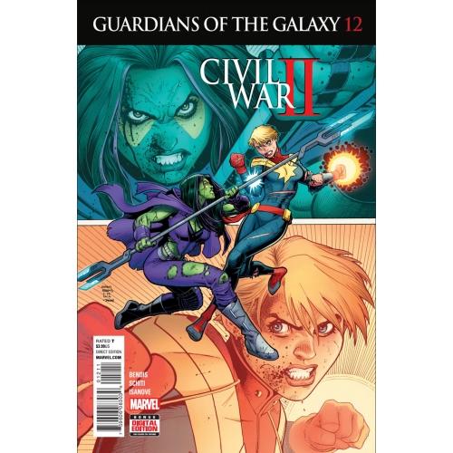 All-new les Gardiens de la Galaxie nº 11 (VF)