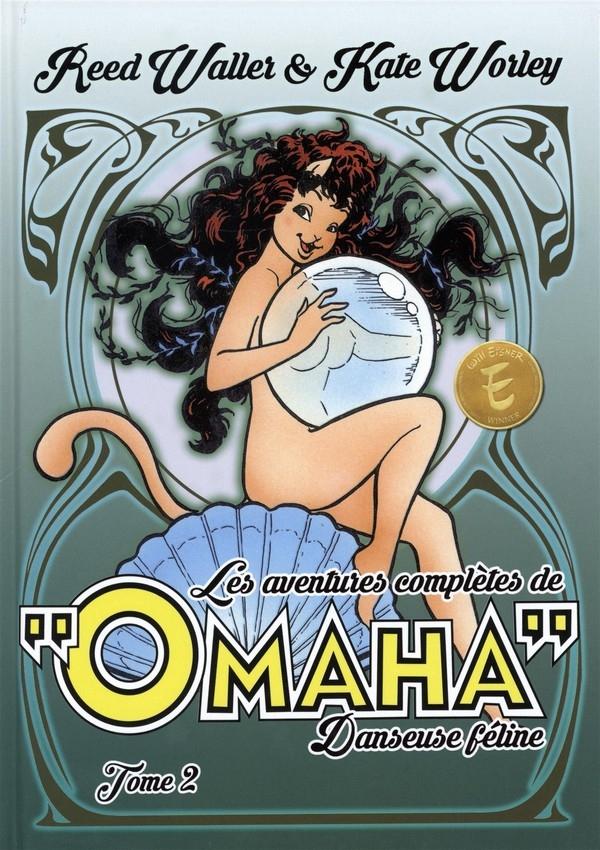 Omaha, Danseuse Féline Intégrale tome 1 (VF)