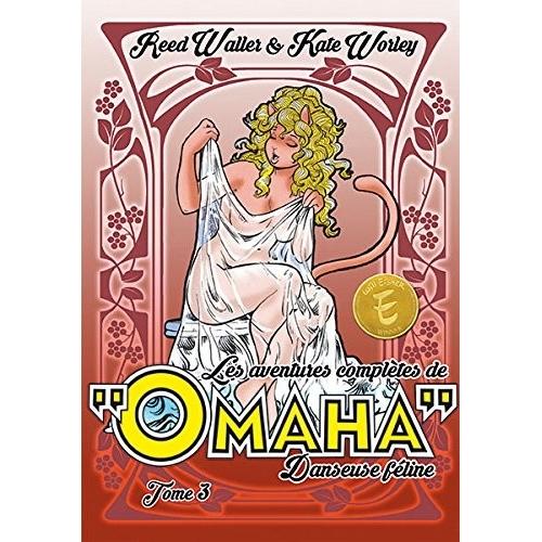 Omaha, Danseuse Féline Intégrale tome 3 (VF)