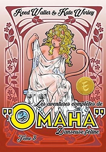 Omaha, Danseuse Féline Intégrale tome 2 (VF)