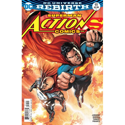 Action Comics 971 Gary Frank Variant (VO)