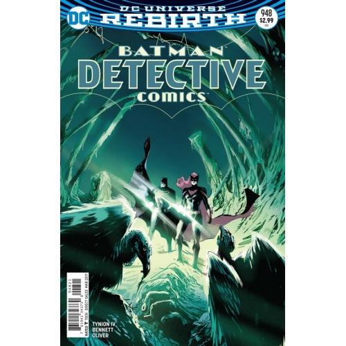 Detective Comics 948 Albuquerque Variant (VO)