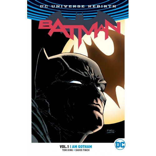 Batman TP Vol.1 : I am Gotham (VO)