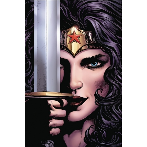 Wonder Woman TP Vol.01 : The Lies (VO)