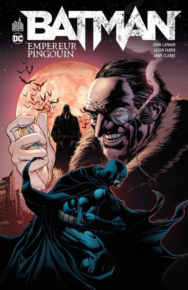Batman : Empereur Pingouin (VF)