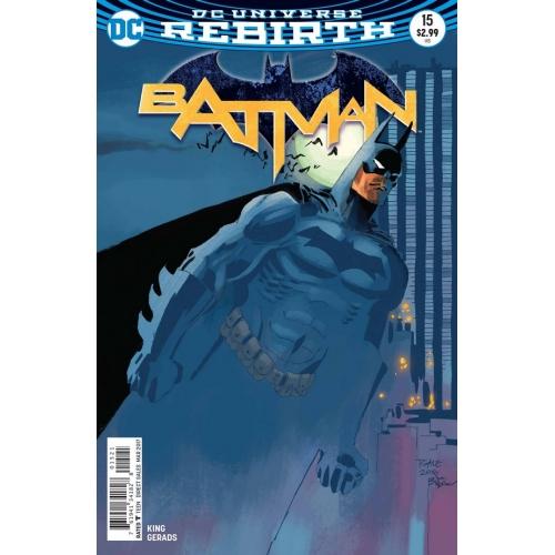 Batman 15 Tim Sale Variant (VO)