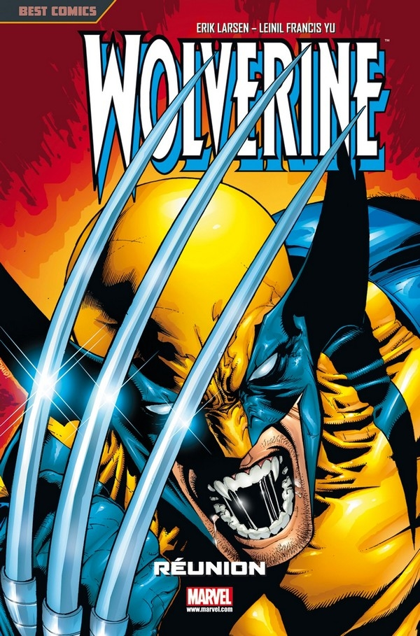 Wolverine Tome 1 : Réunion (VF)