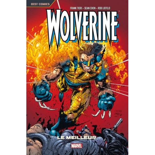 Wolverine Tome 2 : Le meilleur (VF)