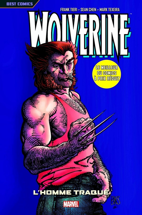 Wolverine Tome 3 : L'Homme Traqué (VF)