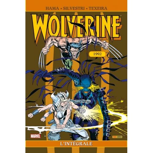 Wolverine : Intégrale 1992 (VF)