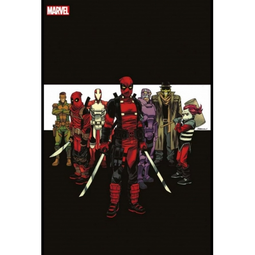 All-new Deadpool nº9 Variant Angoulême (VF)