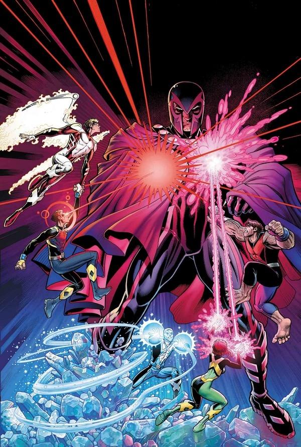 X-Men Blue 1 (VO)