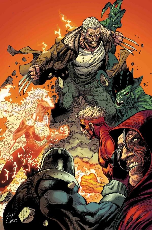 X-Men Gold 1 (VO)