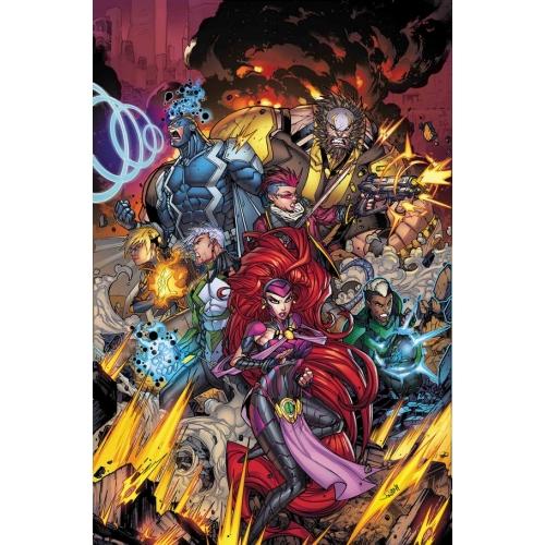 Inhumans Prime 1 (VO) One-Shot