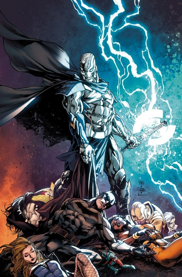 Justice League Of America 4 (VO)