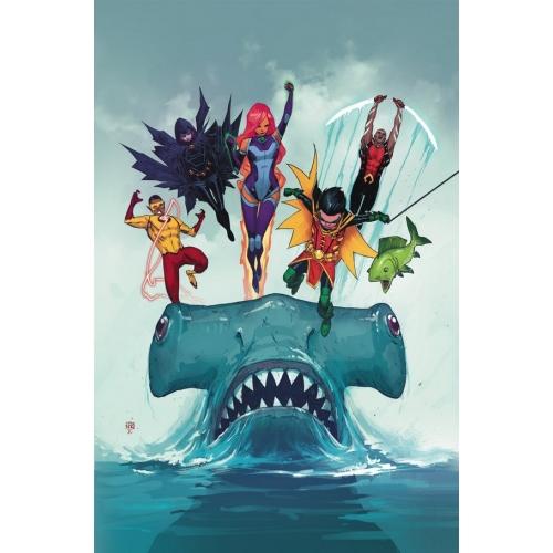 Teen Titans 7 (VO)