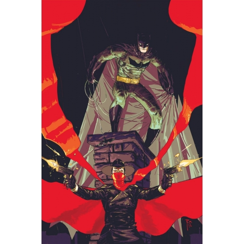 Batman /The Shadow 1 (VO)
