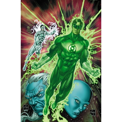 HAL JORDAN AND THE GREEN LANTERN CORPS VOL. 2: BOTTLED LIGHT TP (VO)