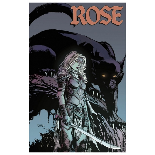Rose 1 (VO) David Finch Variant