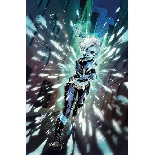 Justice League of America : Killer Frost Rebirth 1 Variant (VO)