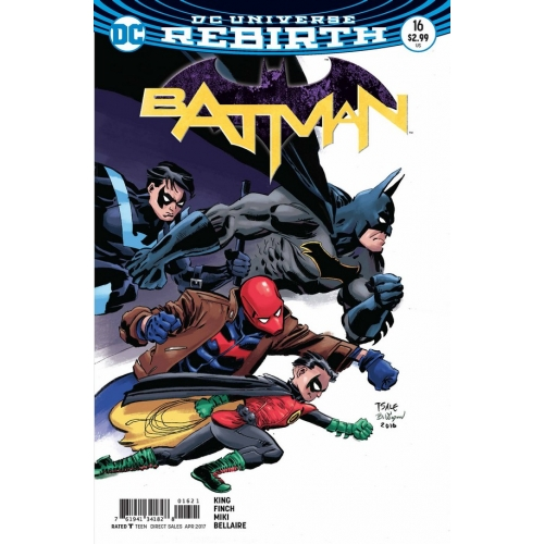 Batman 16 Tim Sale Variant (VO)
