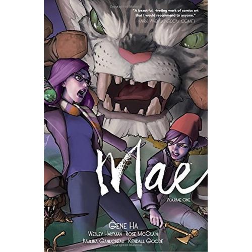 Mae Vol.1 TP (VO)