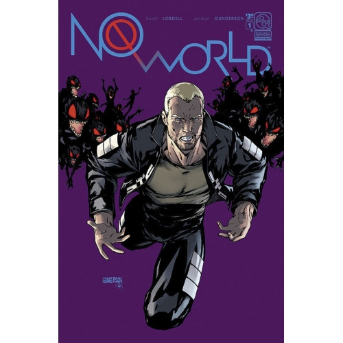 No World 1 Cover B (VO)