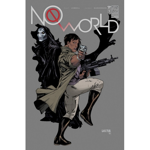 No World 1 Cover D (VO)