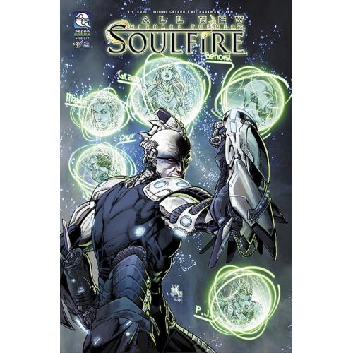 Soulfire 2 Cover B Marion (VO)