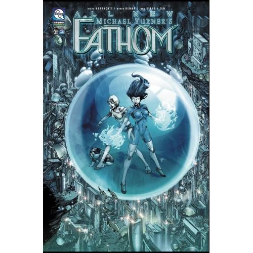 All-New Fathom 3 COVER B (VO)