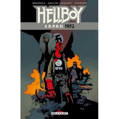 Hellboy & B.P.R.D Tome 1 : 1952 (VF)