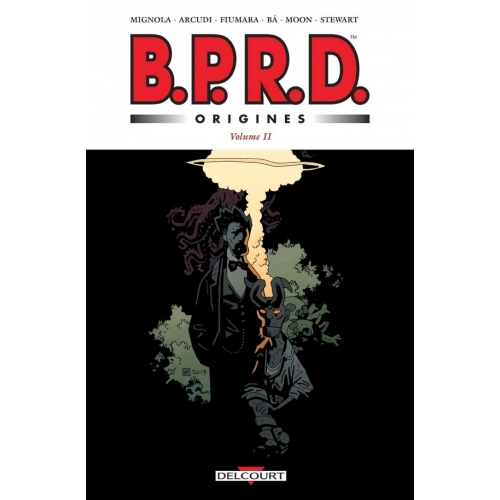 B.P.R.D Origines Tome 2 (VF)