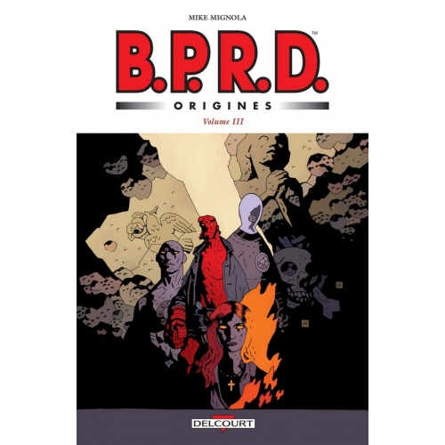B.P.R.D Origines Tome 3 (VF)