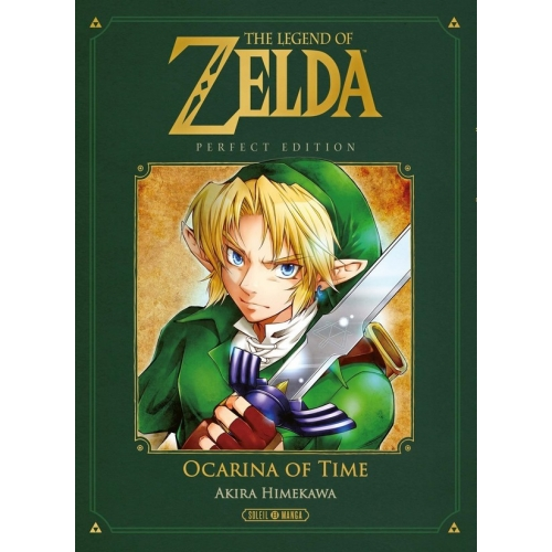 The Legend of Zelda Ocarina of Time - Perfect Edition (VO)