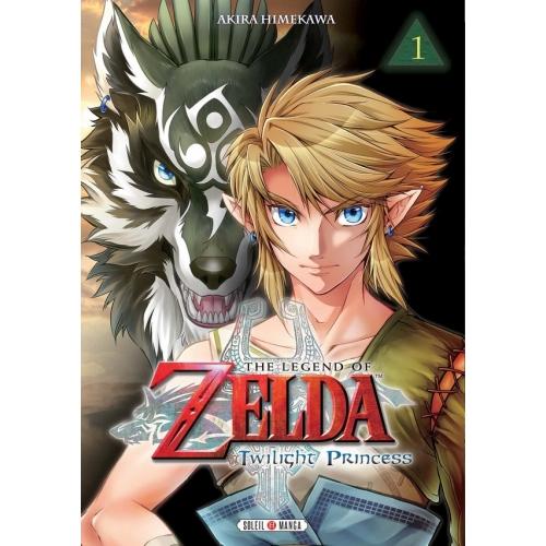 The Legend of Zelda - Twighlight Princess Tome 1 (VF)