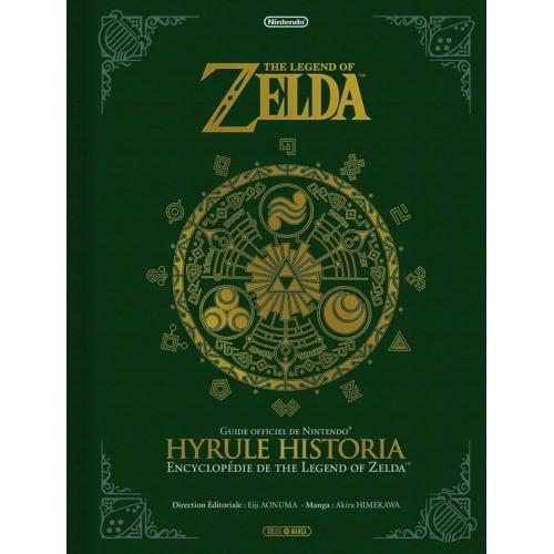Zelda- Hyrule Historia (VF)