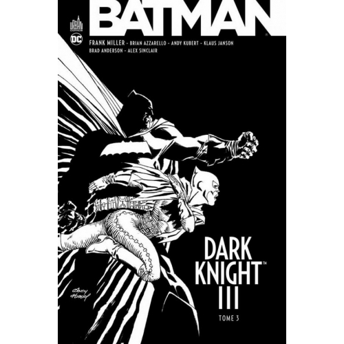 Batman : Dark Knight III tome 3 (VF) FRANK MILLER
