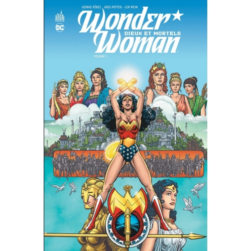 Wonder Woman Dieux et Mortels Tome 1 (VF)