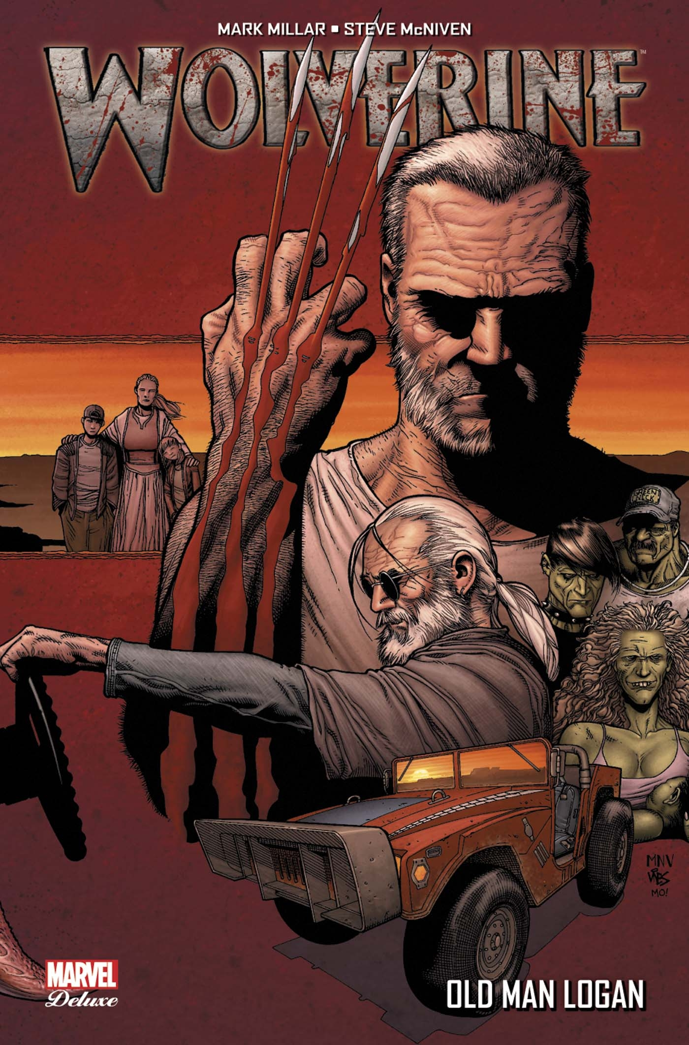 Wolverine : Old Man Logan (VF)