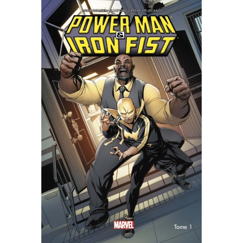 Power Man et Iron Fist Tome 1 (VF)