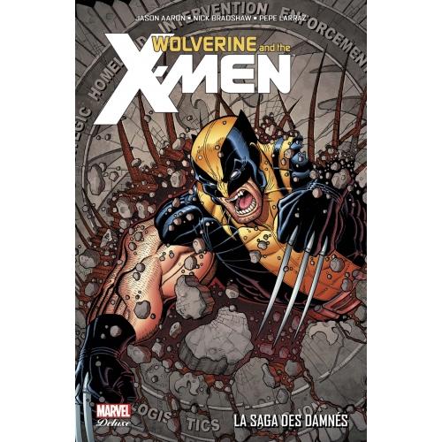 Wolverine et les X-Men Tome 4 (VF)