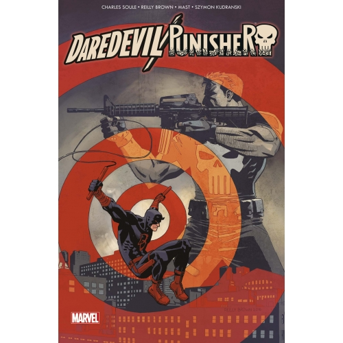 Daredevil /Punisher All New All Different Tome 1 (VF)