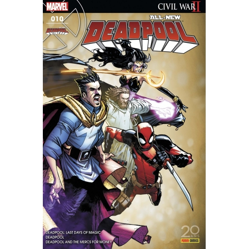 All-new Deadpool nº10 (VF)