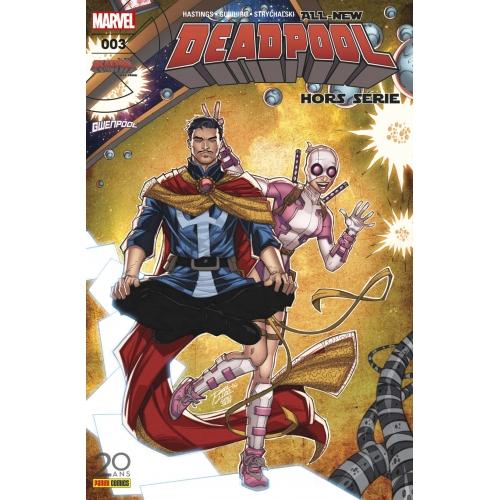 All-New Deadpool HS n°3 (VF)