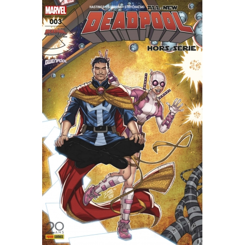 All-New Deadpool HS n°3 (VF)