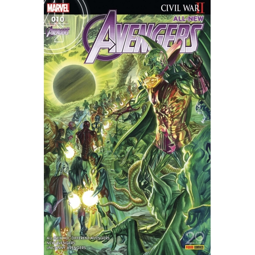 All-New Avengers n°10 (VF)