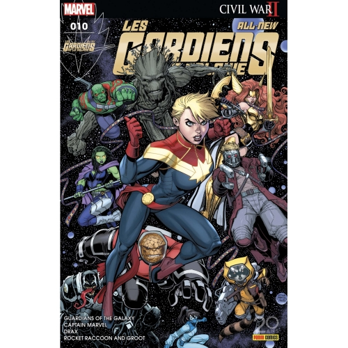 All-new les Gardiens de la Galaxie nº10 (VF)