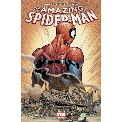AMAZING SPIDER-MAN MARVEL NOW T04 (VF)