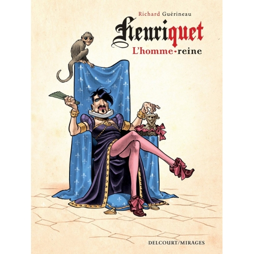 Henriquet : L'homme-reine (VF)