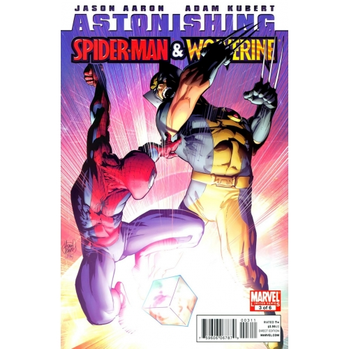 Astonishing Spider-Man & Wolverine (VF)